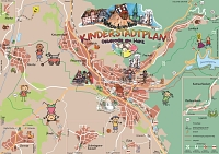 Kinderstadtplan in Osterode am Harz